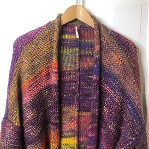 ✨Free People Knitted Long Cardigan✨
